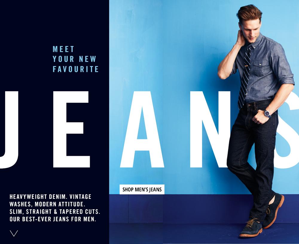 Men Jeanswear