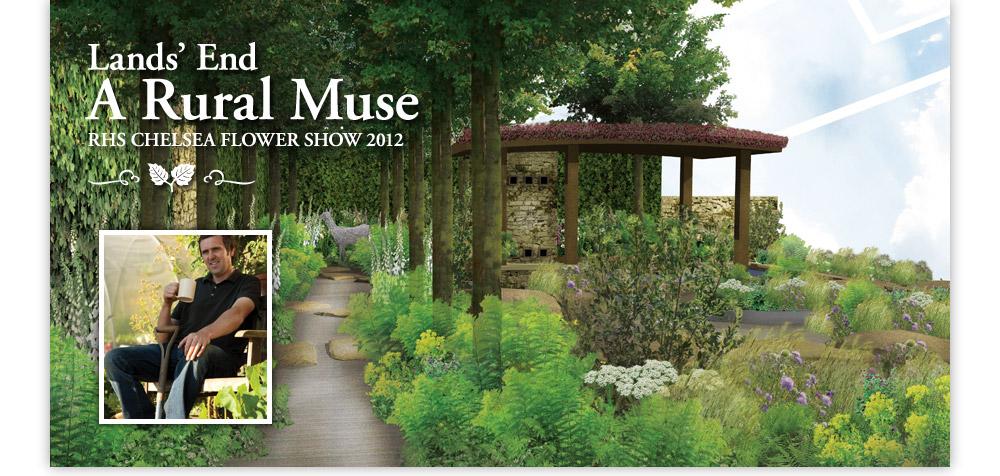 Lands' End A Rural Muse, RHS Royal Chelsea Flower Show 2012