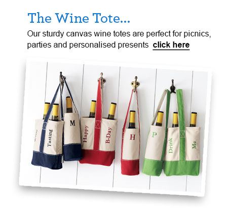 Lands' End - wine tote