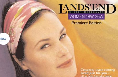 Lands' End 2001