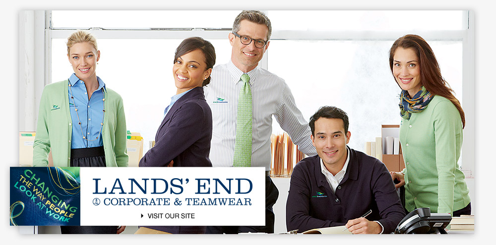 Lands' End Corporate and teamwear