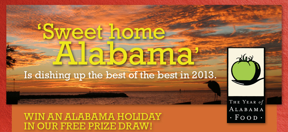 Win an Alabama Holiday