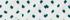 Gemstone Teal Brushed Dots