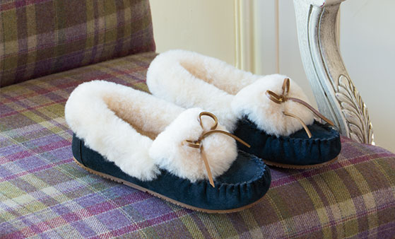 Shop new slippers