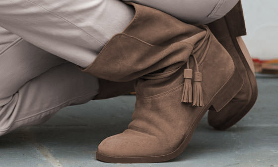 Discover new season shoes & boots