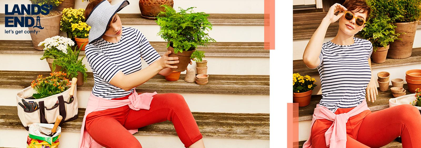 Cute Outfits for the Beginner Gardener