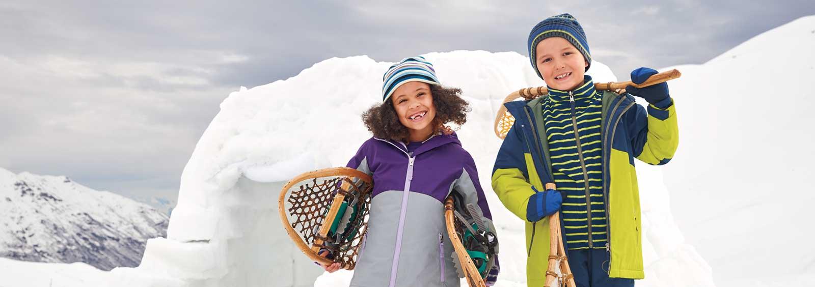 Kids' coats