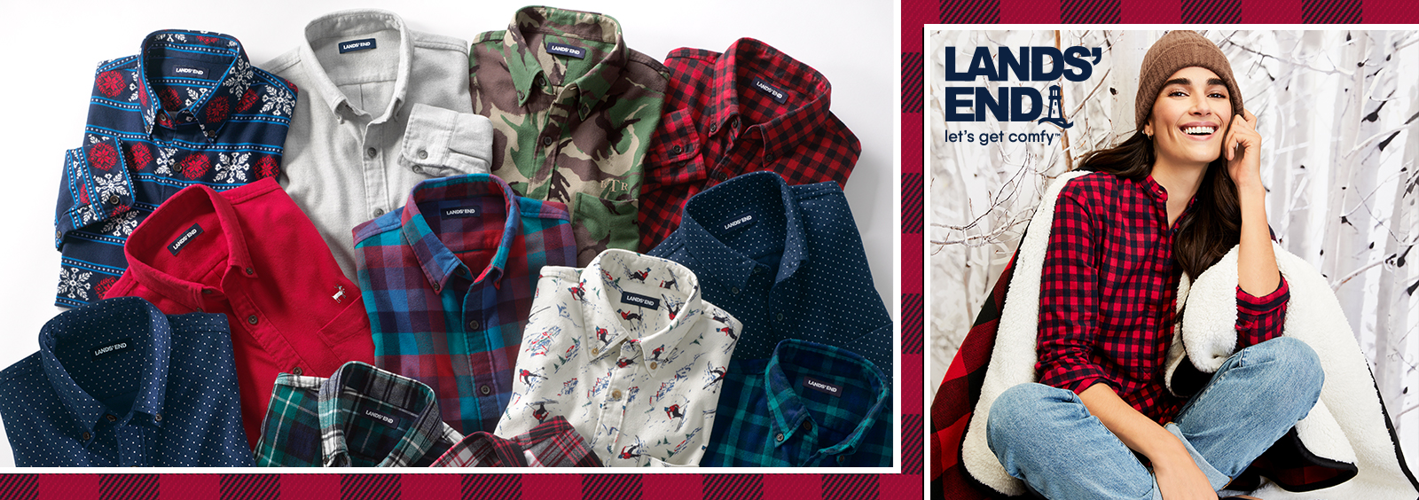 Flannel Essentials for Cold Weather Camping