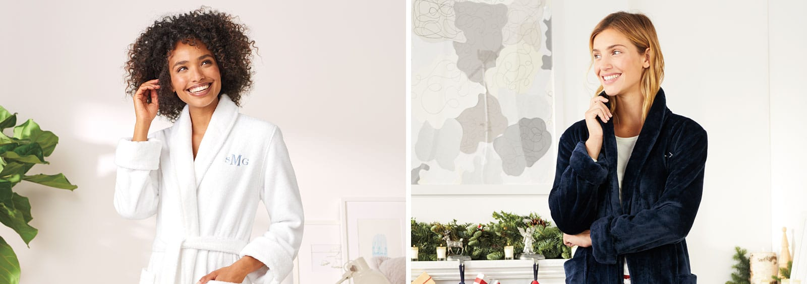 Fleece vs. Terry Cloth Robes