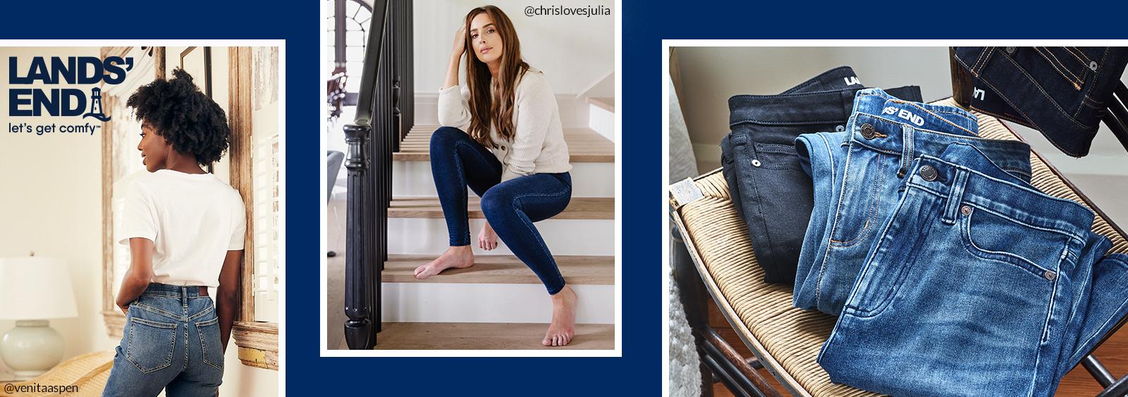 Best Women's Jeans for Back-to-School