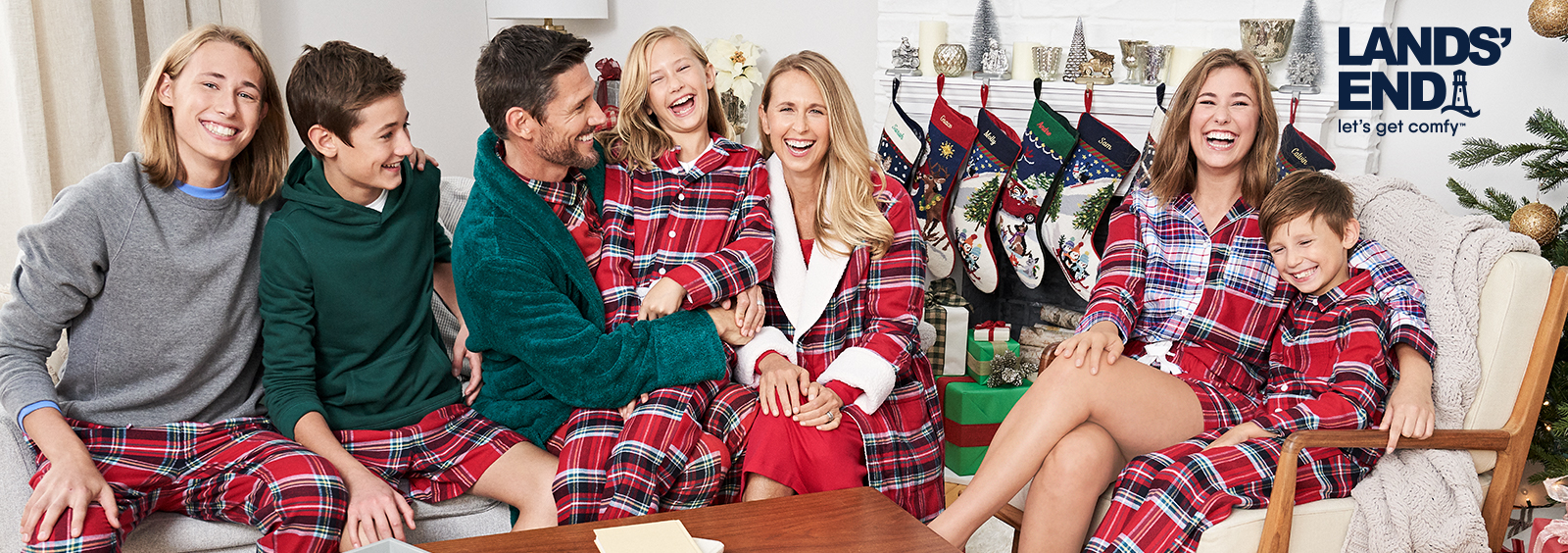 4 Ways to Spend the Day in Matching Family PJs