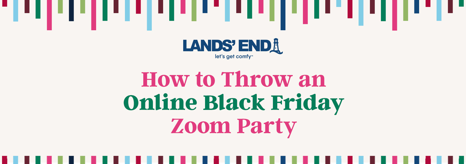 How to Throw an Online Black Friday Zoom Party