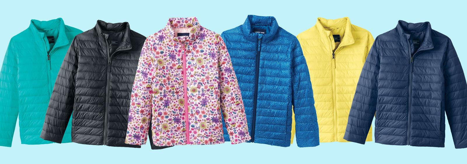 Kids' Winter Coats