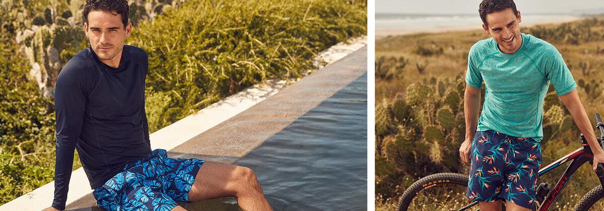 Top 3 Swim Shirts for Men