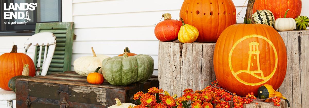 6 Pumpkin Carving Design Ideas for Halloween 2020