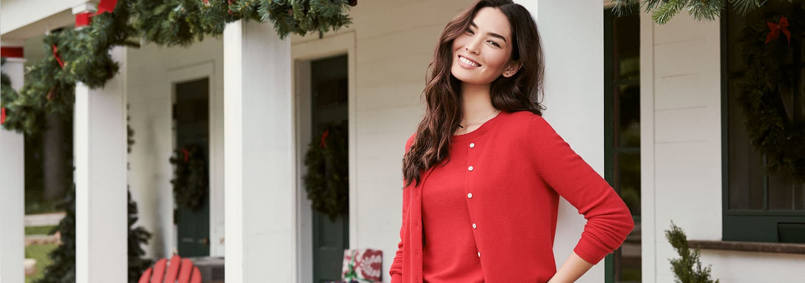 Why a Cardigan is a Staple at Work | Lands' End