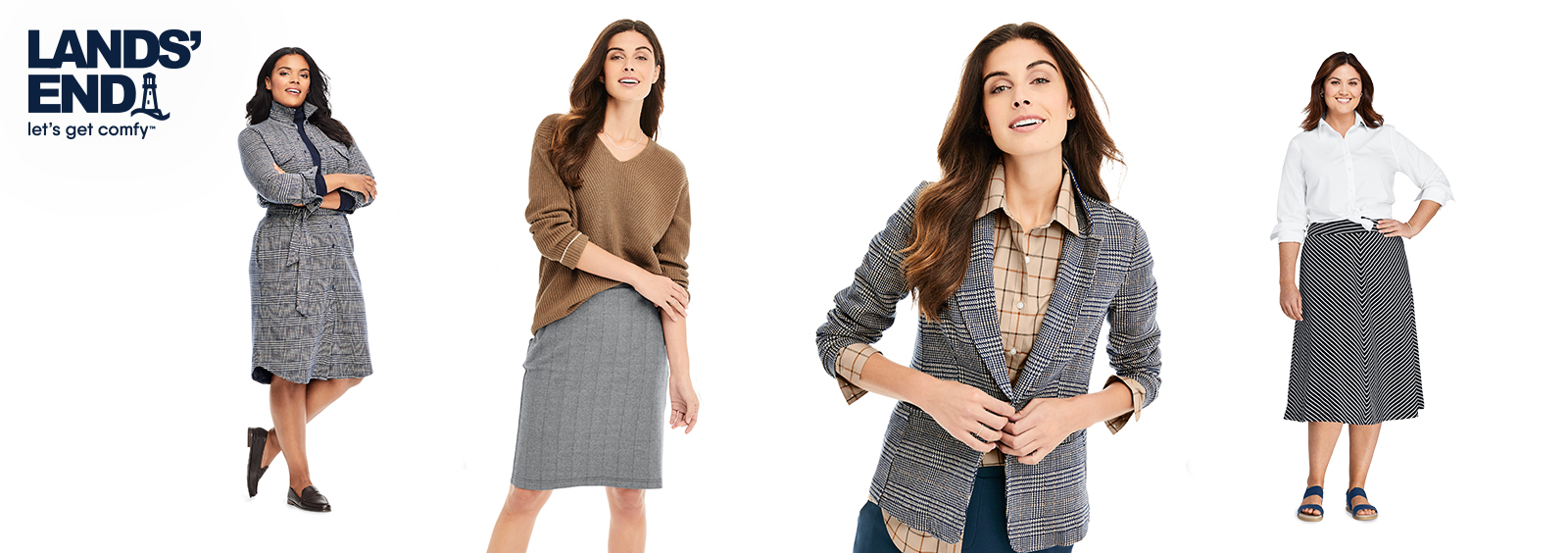 Business Casual Winter Wear for the Office