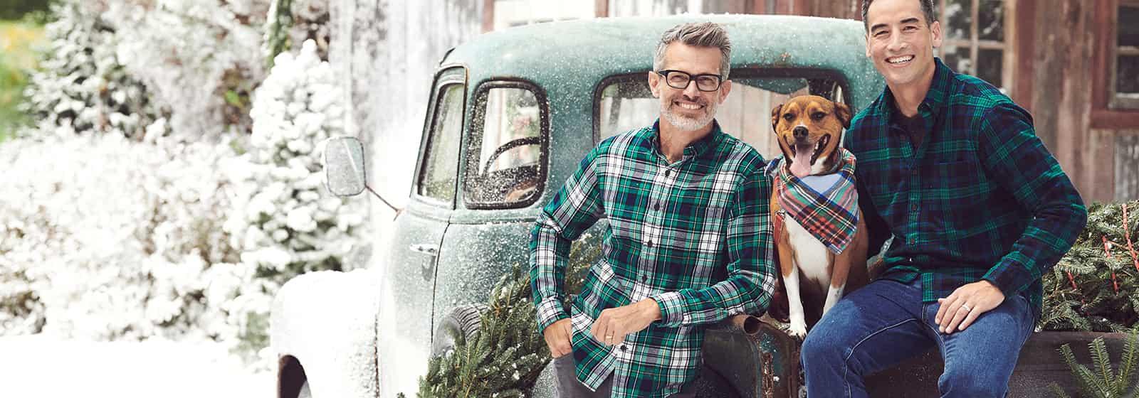 Men's Fall Flannel Shirts: A Season Staple