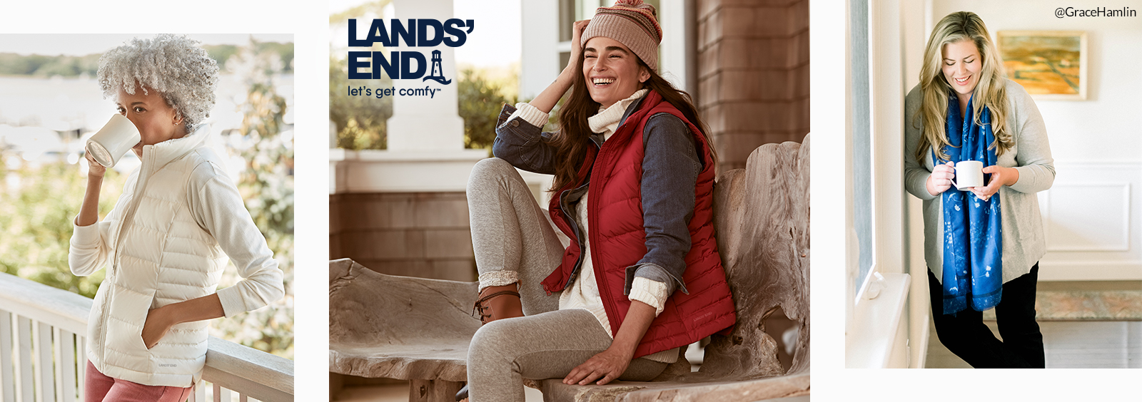 Go from Raking Leaves to Making S'mores in These Fall Styles