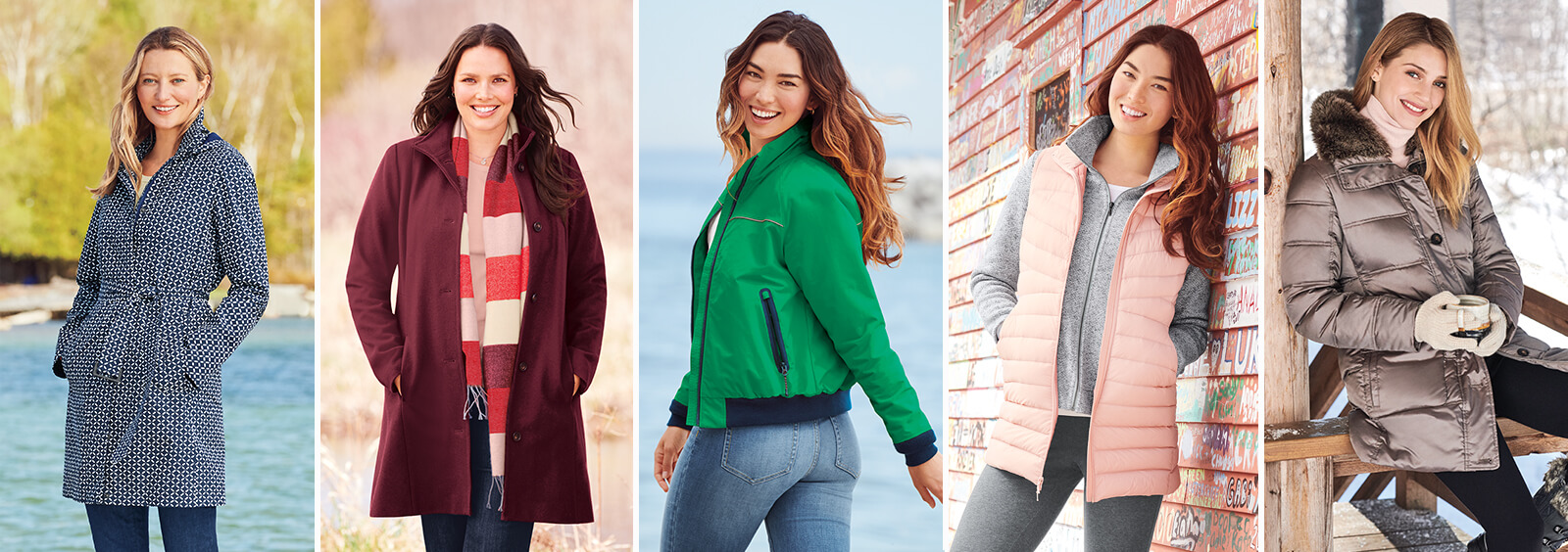 plus size jackets that are cozy yet chic