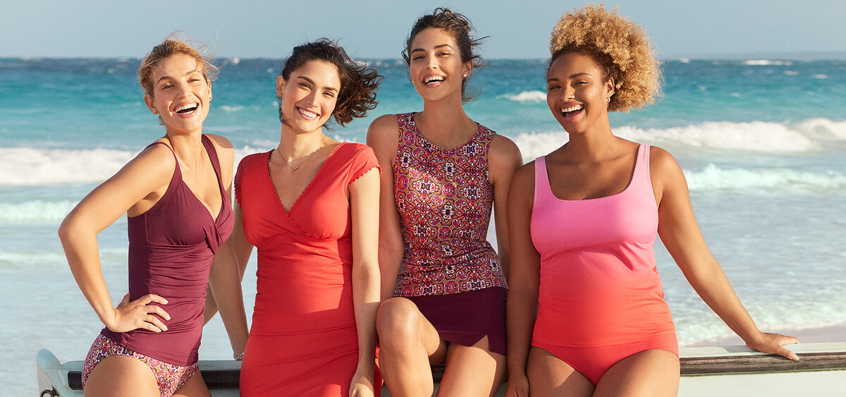 Find Your Most Flattering Mastectomy Swimsuit