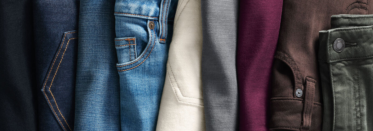 Best Jeans to Wear with Your Mock Turtleneck