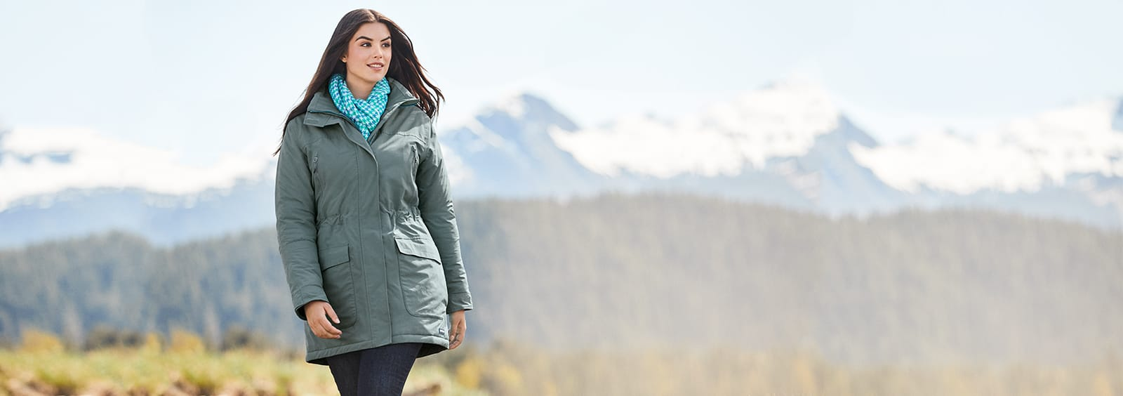 How to Style Your Plus-Size Winter Coats and Jackets This Fall
