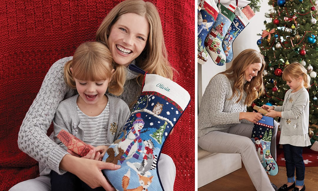Styling the Perfect Family Christmas Card Photo