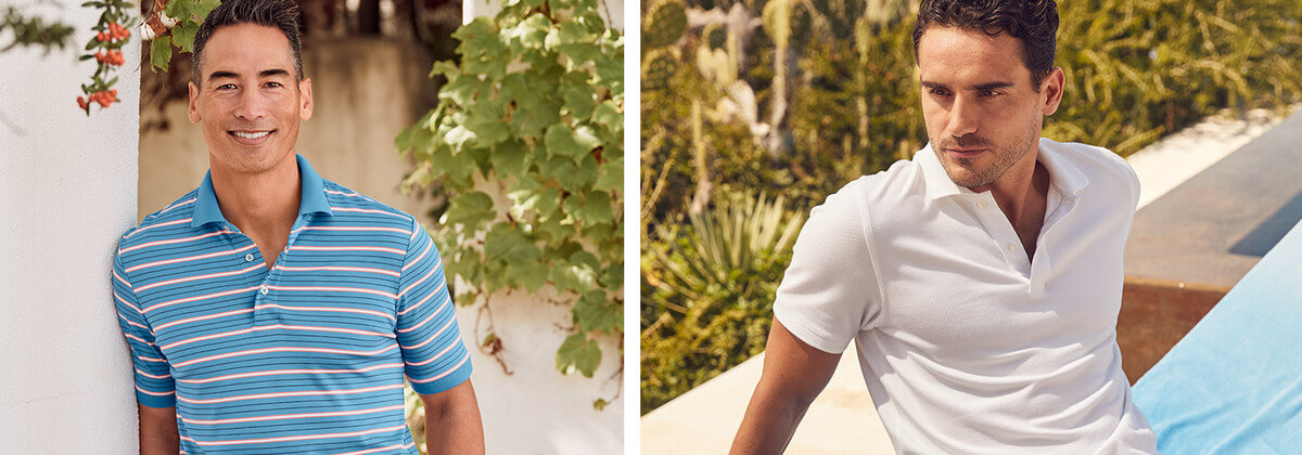 How to Style Your Polo Shirt