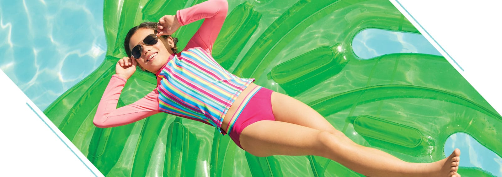 Kids' swimsuits