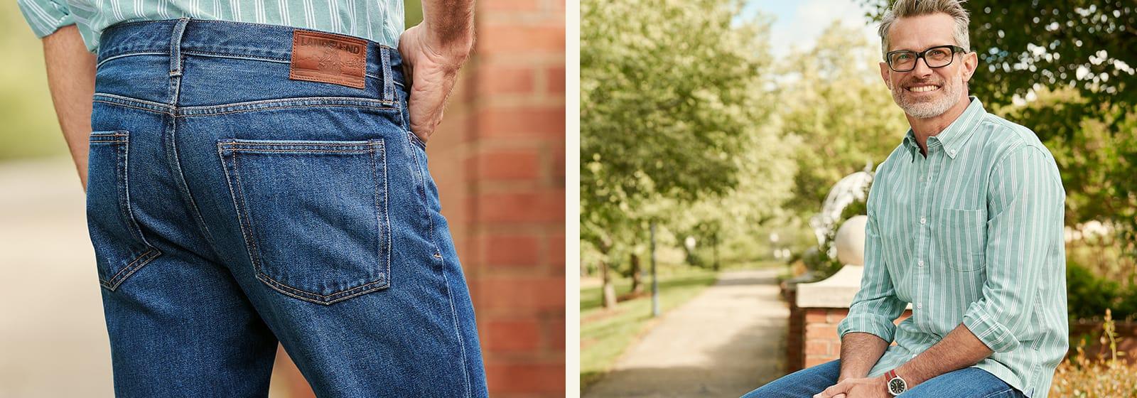 Minimalist Man: 5 Essentials for Your Basic Wardrobe | Lands' End