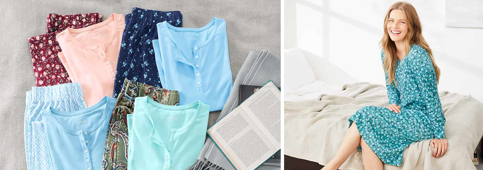 Pajama Gifts for Women in Your Life