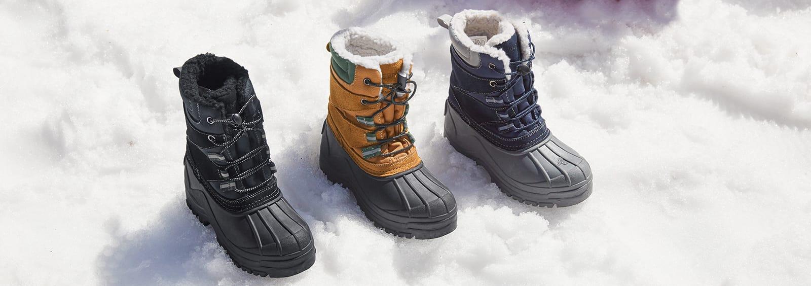 Best Boys' Snow Boots