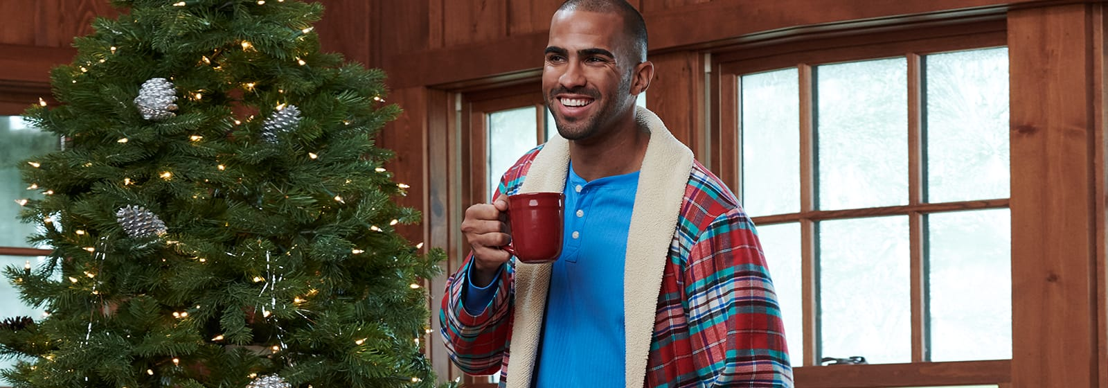 Flannel Robes for Your Dad, Husband, and Son