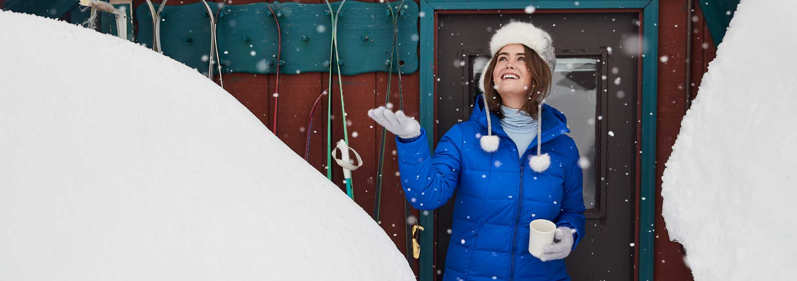 Here's the Lowdown on the Best Women's Down Jackets