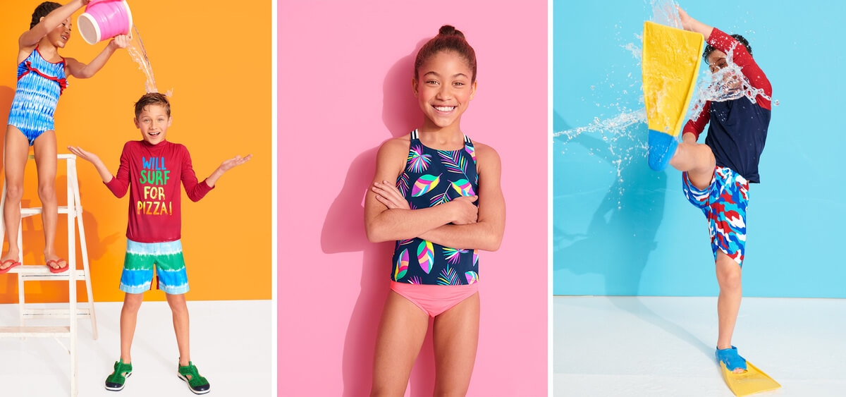 Best Swimsuits for Kids