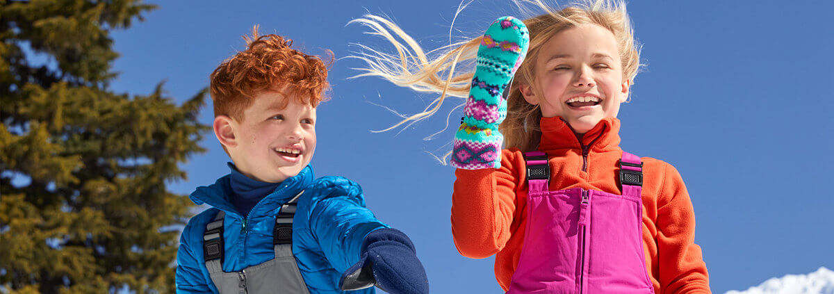 The Fleece Layering Essentials for Kids | Lands' End