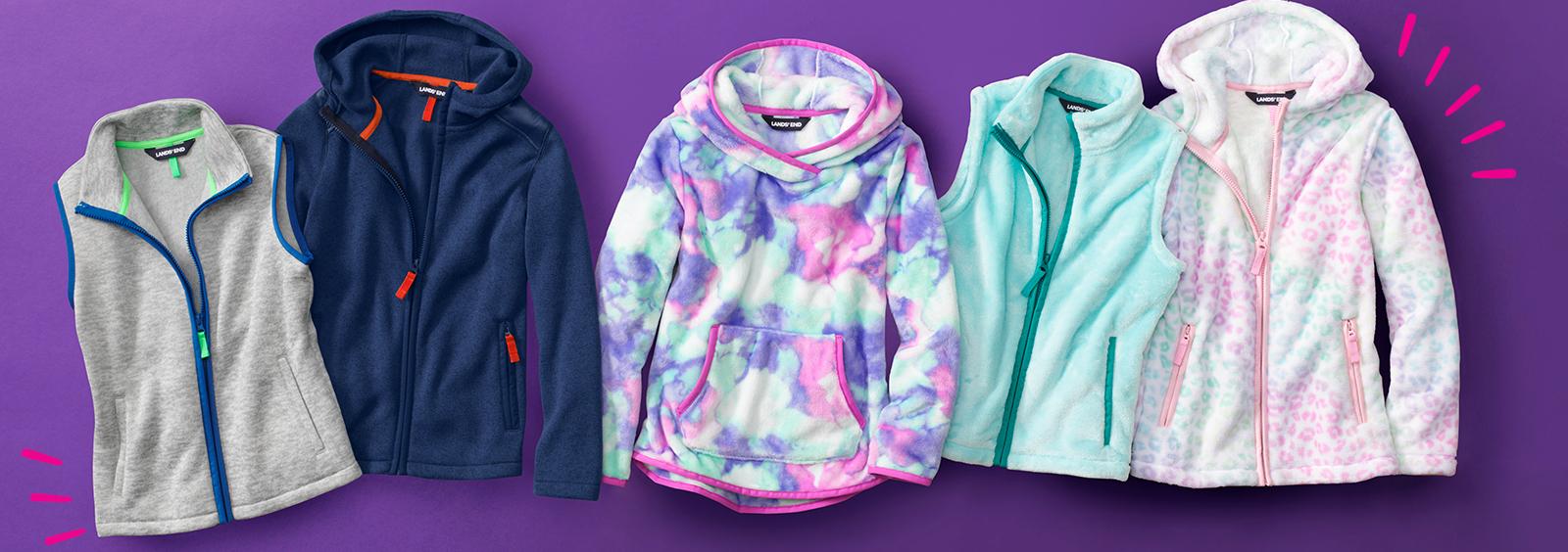 A Guide to Shopping for Girls' Sweatshirts