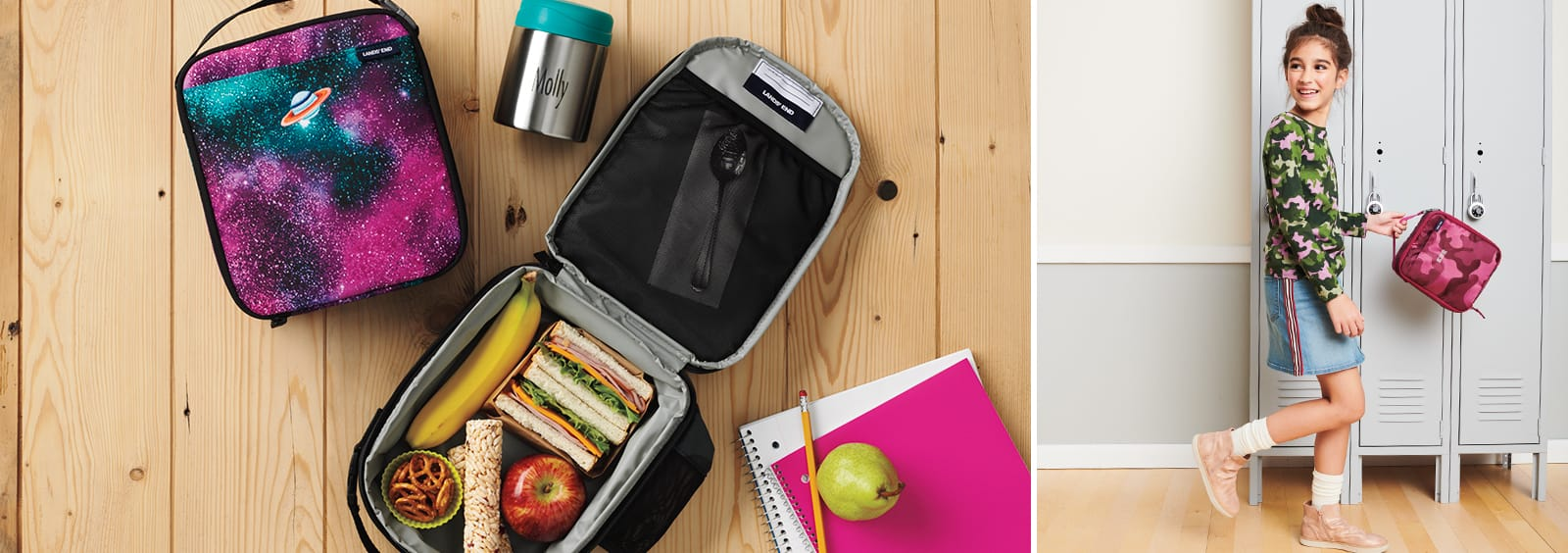 Lunch Box Surprises to Make Their Day