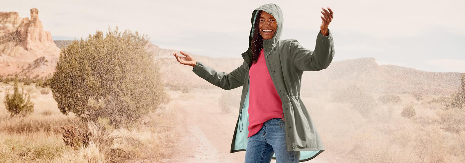 The Ultimate Guide to Women's Rain Coats