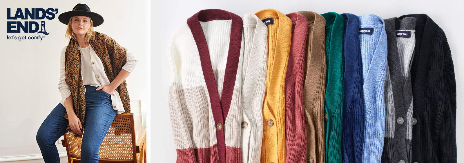 Best Cardigans to Wear in Both Fall and Winter