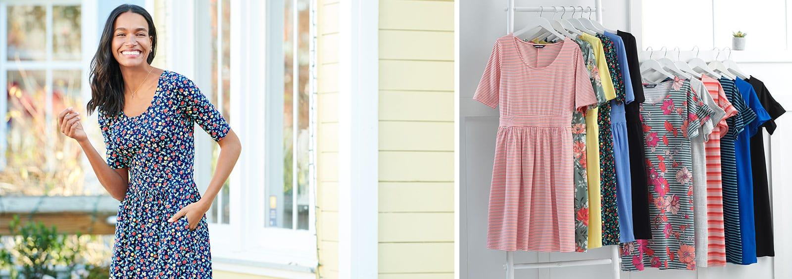 5 Best Women's Spring Dresses