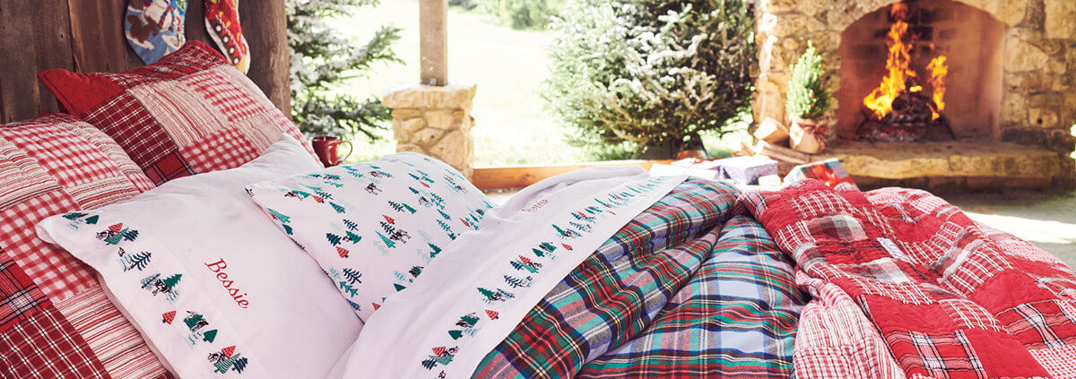 The Perfect Flannel Sheets to Keep You Warm This Winter