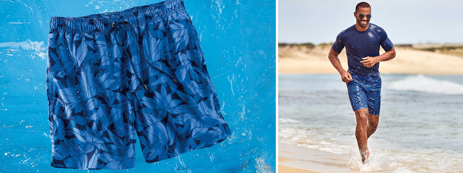 Q & A: Swimming Trunks for Guys