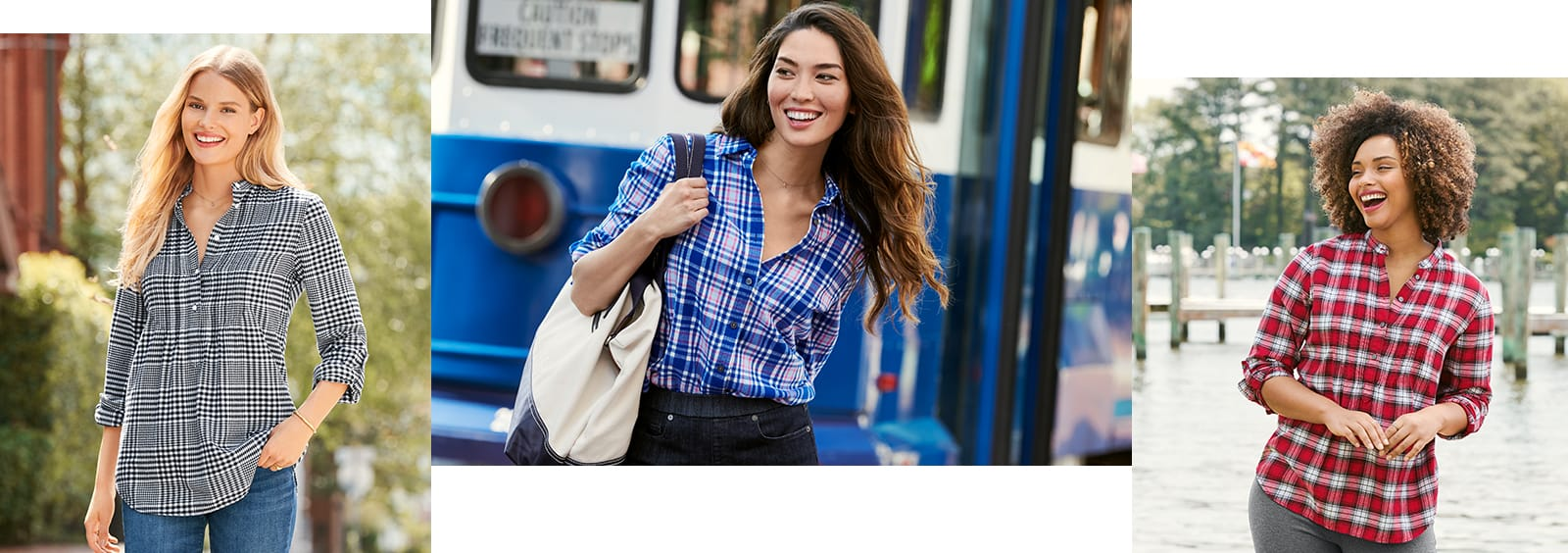 10 Ways to Style a Flannel for Fall