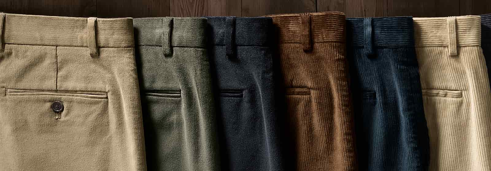Are Men's Corduroy Pants in Style?
