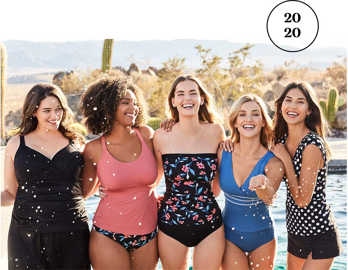 Women's swim separates