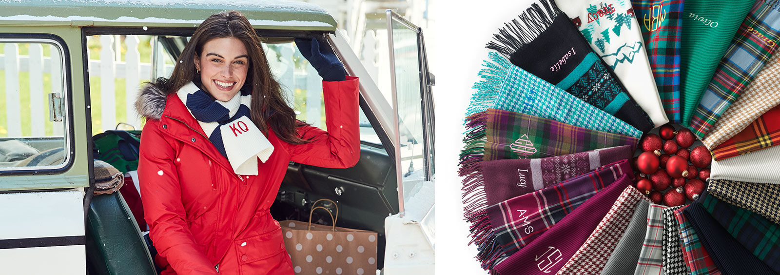 Why You Should Monogram Your Holiday Fashion Pieces