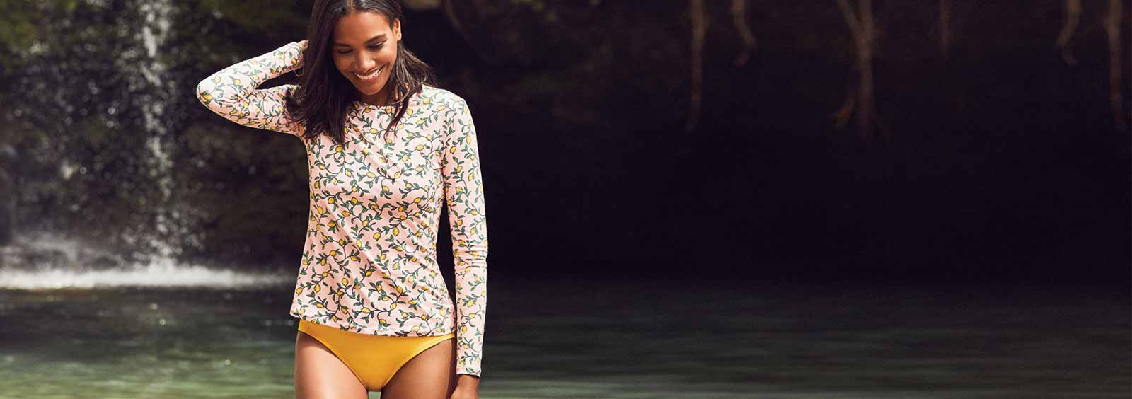 Why Swim Tees Need to be a Part of Every Summer