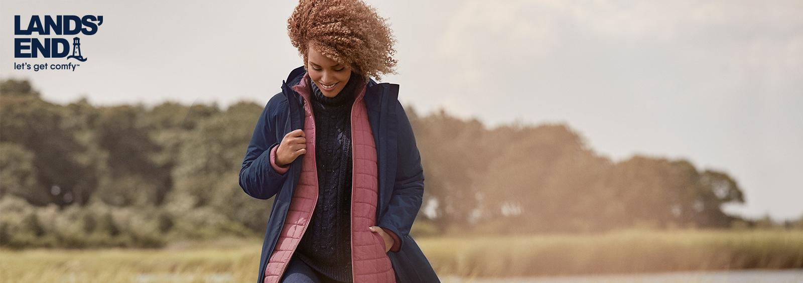 Fall Jackets & Coats for Women